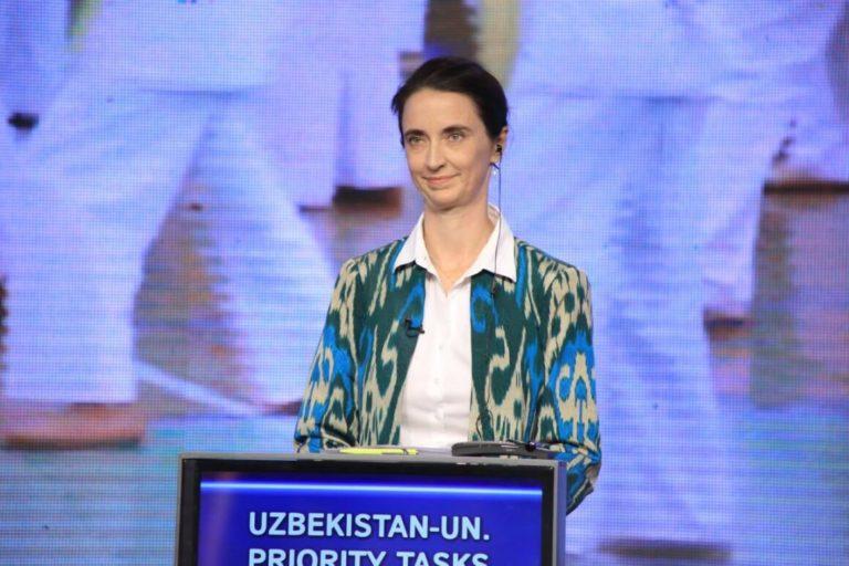 Хелена Фрейзер о гендерной политике в Узбекистане