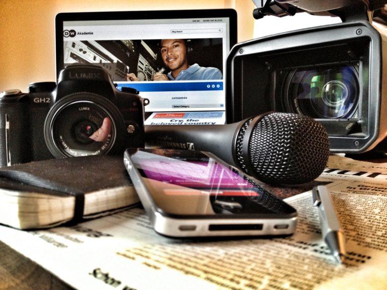 Мультимедийная журналистика: актуальные тренды, инструменты, сервисы