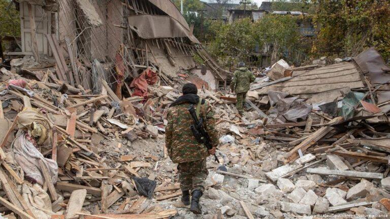 Подписано заявление о прекращении войны в Карабахе