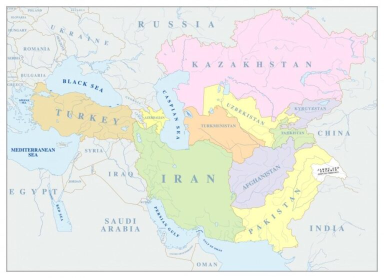 Регионализм ва глобализмнинг ўзаро таъсирлашуви: Марказий Осиё