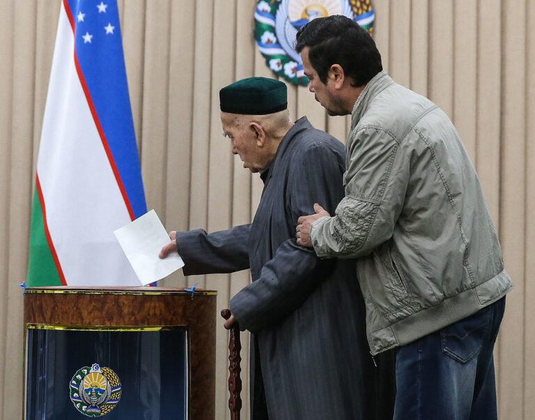 Президентские выборы пройдут 24 октября